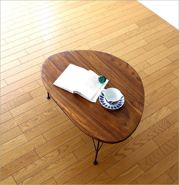 シーシャムオーバルローテーブル(1)