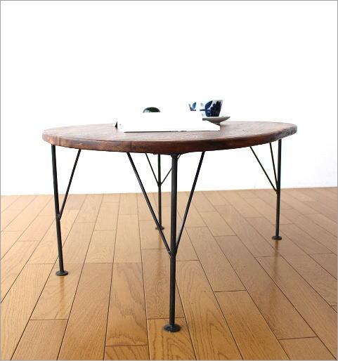 シーシャムオーバルローテーブル(3)