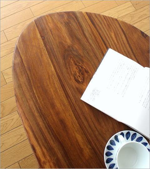 シーシャムオーバルローテーブル(5)