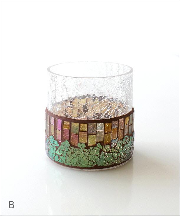 モザイクガラスベース3カラー(5)
