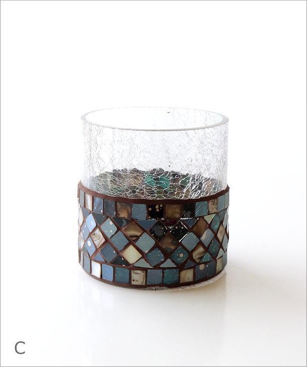 モザイクガラスベース3カラー(6)