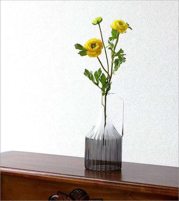 ハンドル付きガラスベース L(4)