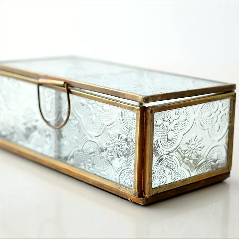 レクタングルガラスBOX(3)