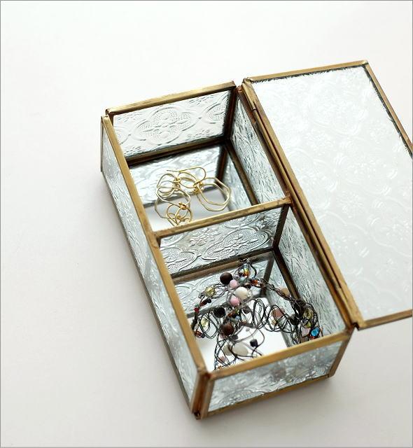 レクタングルガラスBOX(4)
