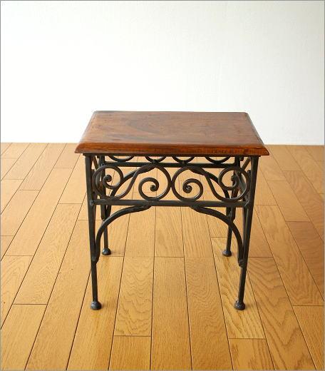 アイアンとシーシャムのネストテーブル S(5)