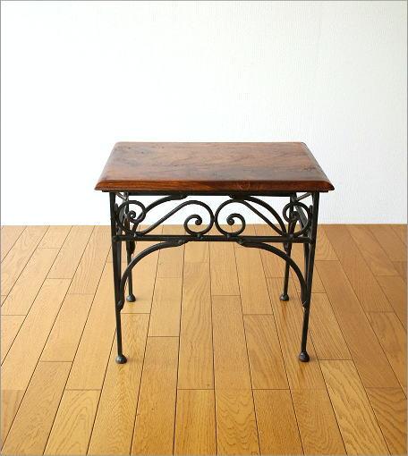 アイアンとシーシャムのネストテーブル M(6)