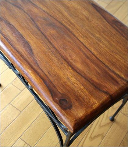 アイアンとシーシャムのネストテーブル L(2)