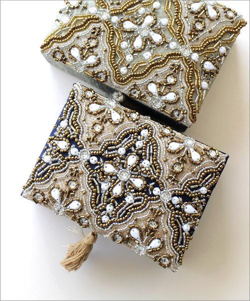 ビーズ刺繍BOXC 2カラー(2)