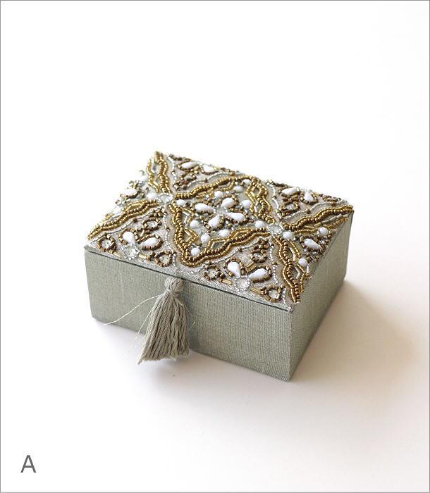 ビーズ刺繍BOXC 2カラー(4)