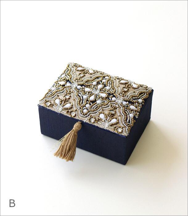 ビーズ刺繍BOXC 2カラー(5)