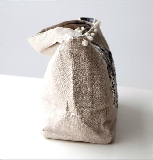 ビーズ刺繍バッグ 3カラー(3)