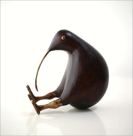 キウイ木彫り(大)