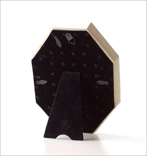 レトロな八角フォトフレーム(3)
