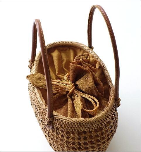 透かし編みミニアタバッグ(2)