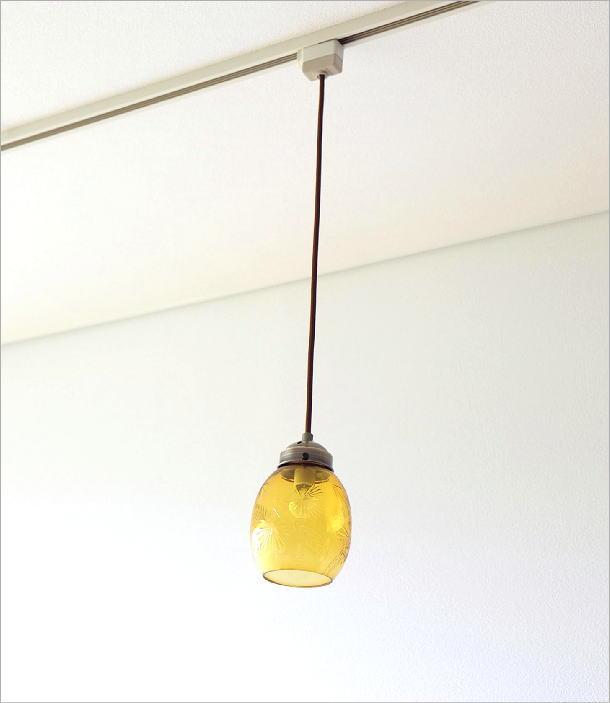ガラスのペンダントライトベルC(2)