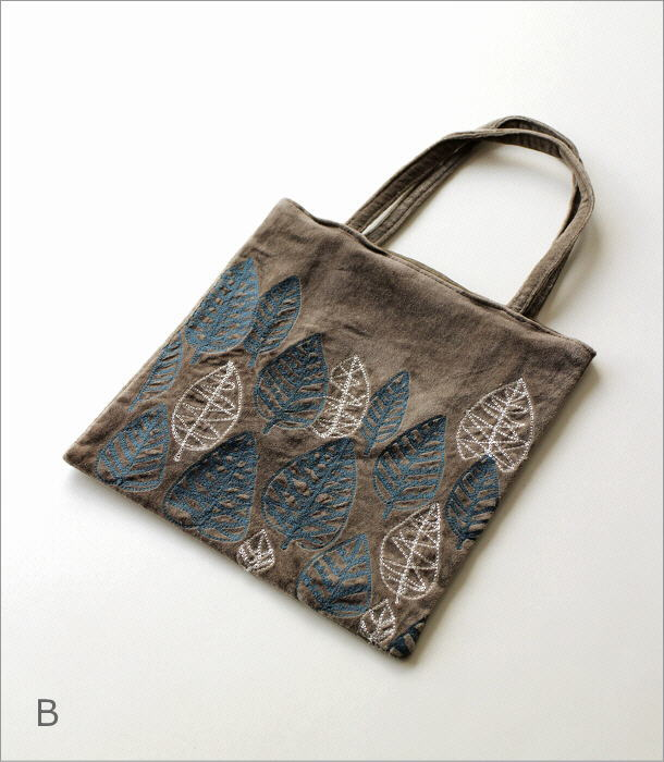 コットンベロア刺繍フラットバック 2タイプ(6)