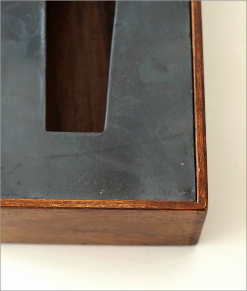 シーシャムとアイアンのティッシュボックス B(2)