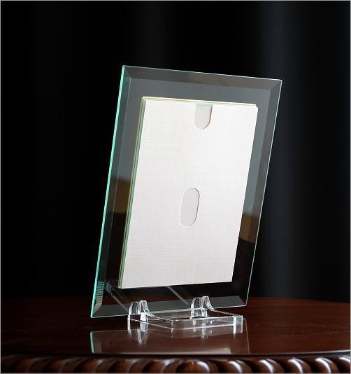 ガラスのフレーム シンプル(3)