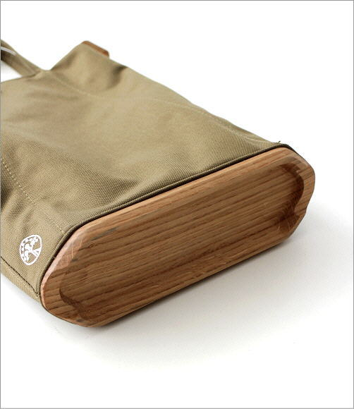 ウッドソールトートバッグ 3カラー(2)