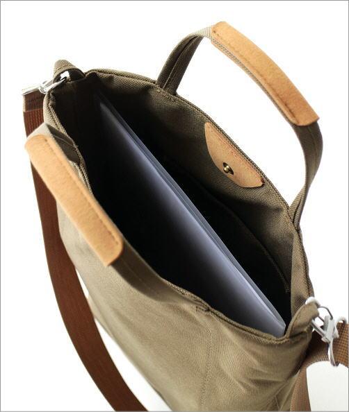 ウッドソールトートバッグ 3カラー(3)