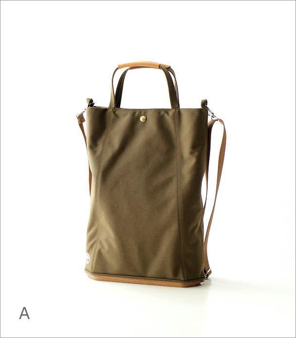 ウッドソールトートバッグ 3カラー(7)