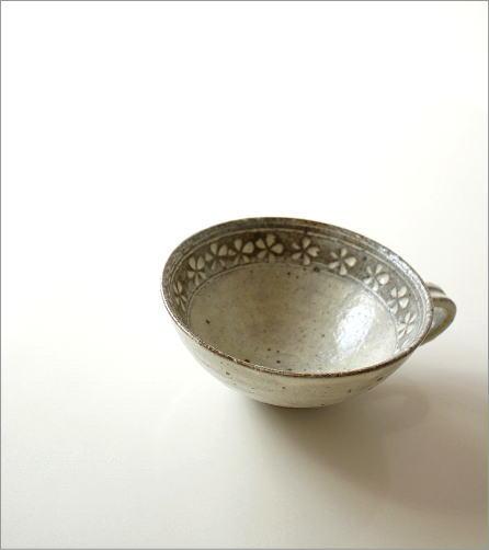 スープカップ 花三島(1)