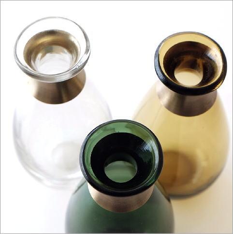 ブラスネックガラスベースA 3カラー(2)