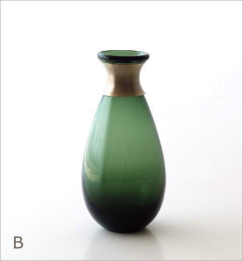 ブラスネックガラスベースA 3カラー(4)