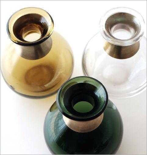 ブラスネックガラスベースB 3カラー(2)