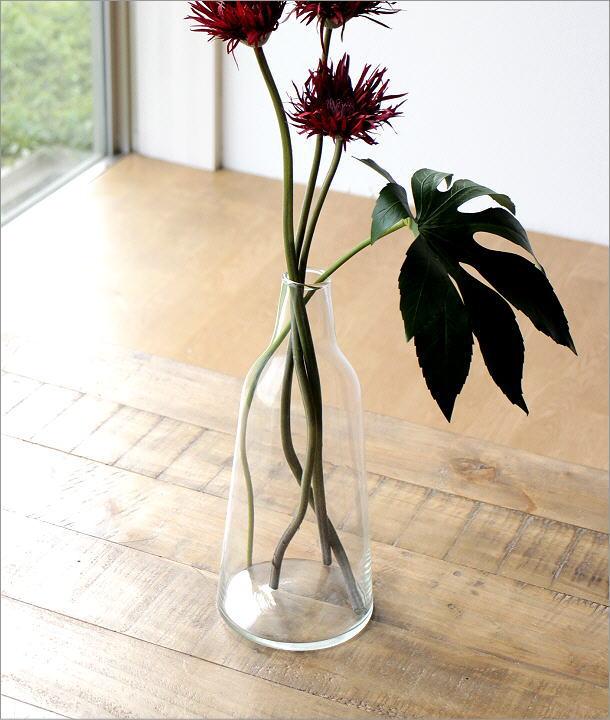 リューズガラスのフラワーベース スティーブ(5)