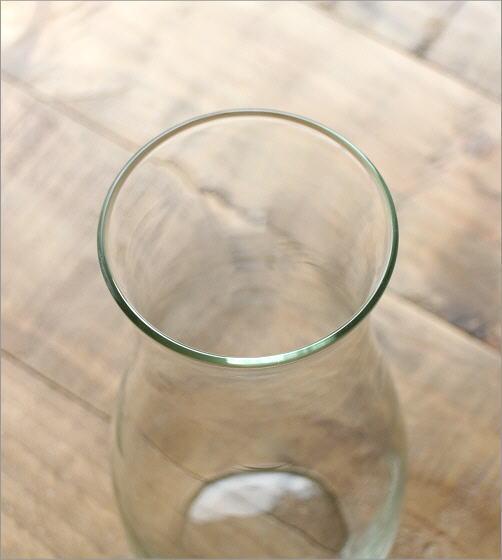 リューズガラスのフラワーベース スリーク<b></b>(2)