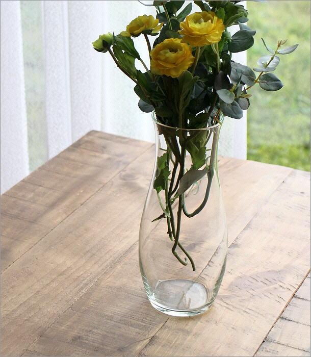 リューズガラスのフラワーベース スリーク(5)