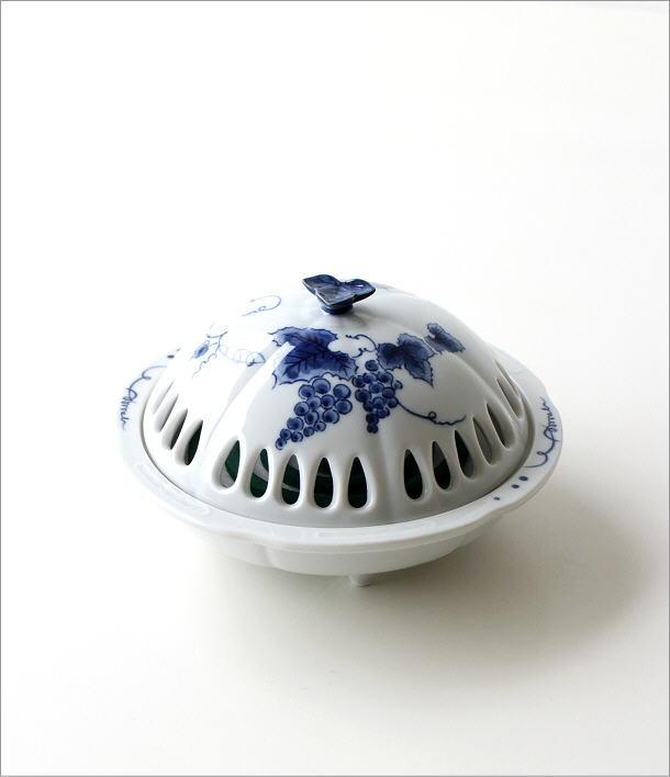 香炉風ぶどう蚊遣り器 4409(6)