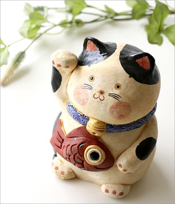 民芸めでたいまねき猫(1)