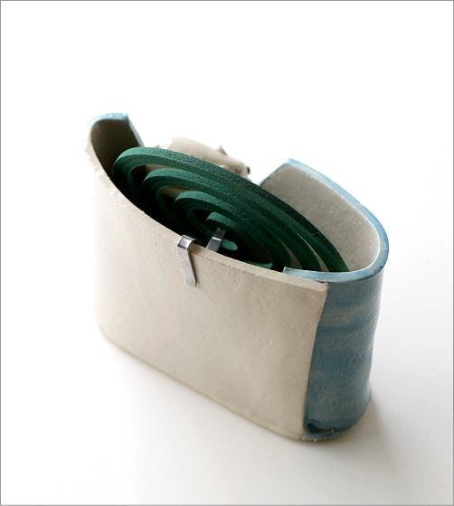 シロクマ線香鉢RK704(5)