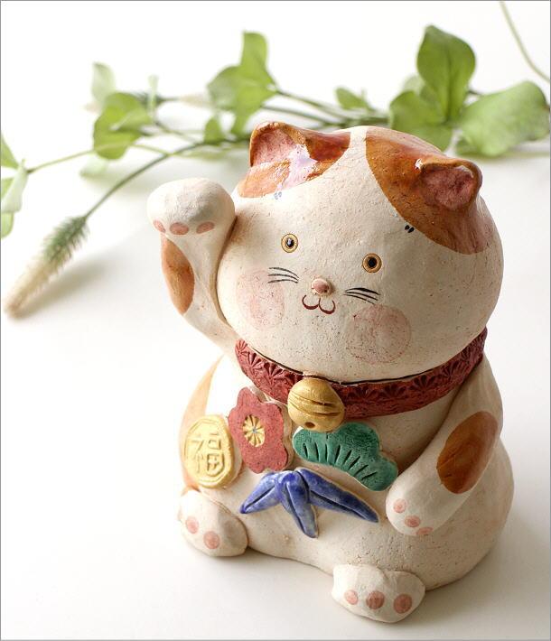 民芸招福まねき猫(1)
