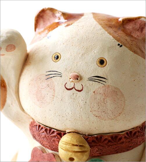 民芸招福まねき猫(2)