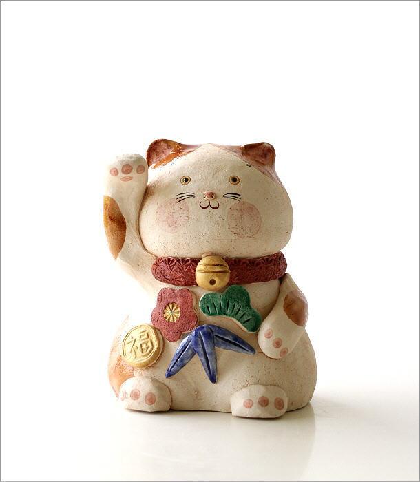 民芸招福まねき猫(6)