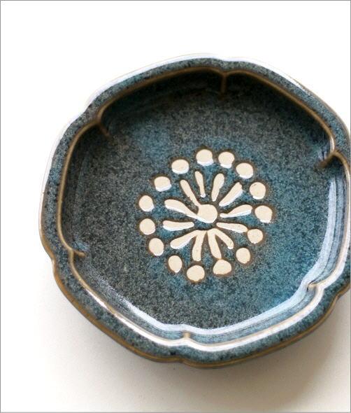 >花豆皿5枚セット 4カラー(2)