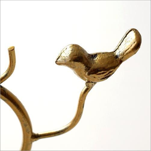 アイアンと小鳥のガラスボウル(2)