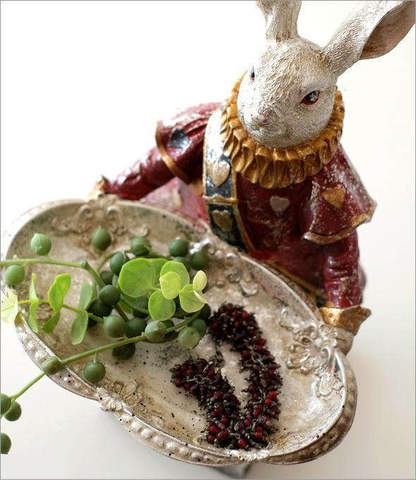 トランプウサギのトレイ(1)