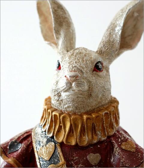 トランプウサギのトレイ(2)