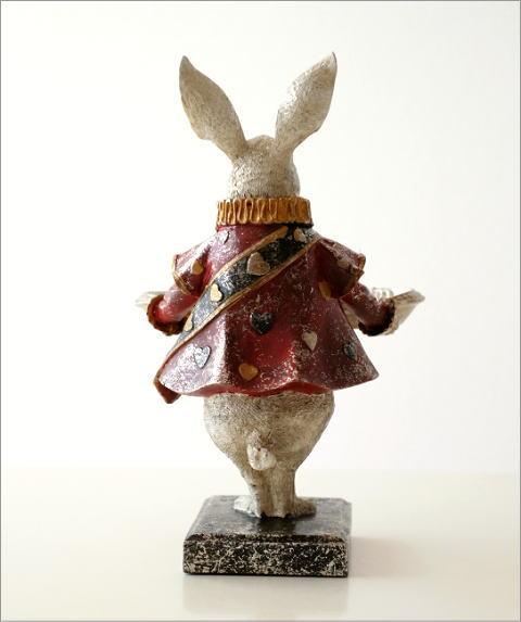 トランプウサギのトレイ(5)