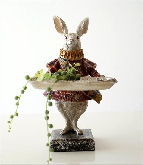 トランプウサギのトレイ(6)