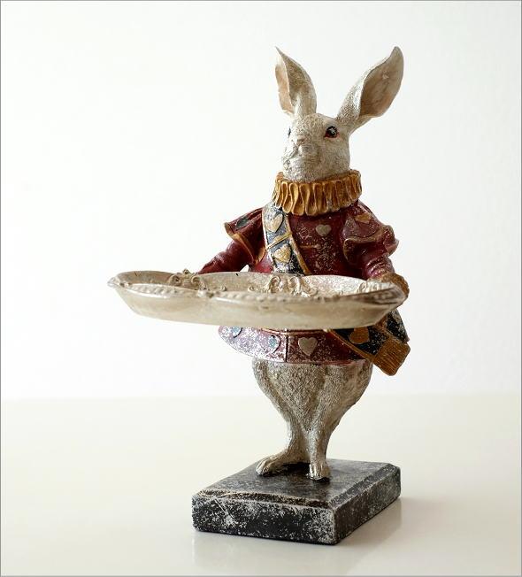 トランプウサギのトレイ(7)