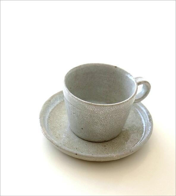 カイラギ カップ&ソーサー(1)
