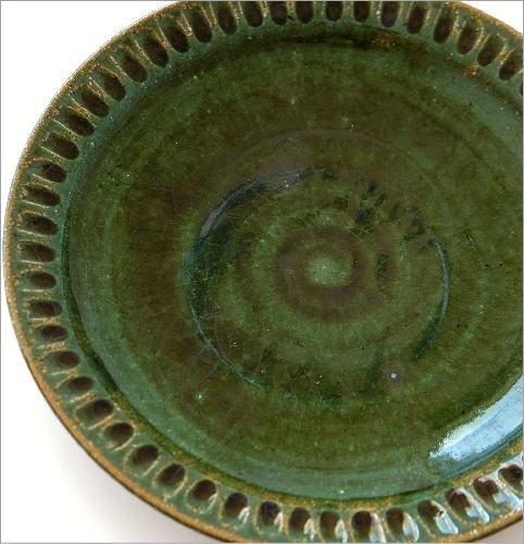 ディナー皿 オリベ(2)