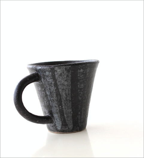 いぶし黒マグ(2)