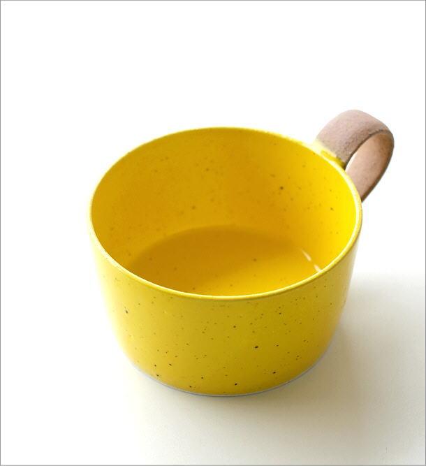 スープカップ イエロー(2)