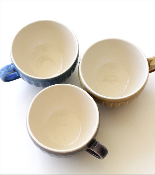 細削ぎほっこりスープカップ 3カラー(2)